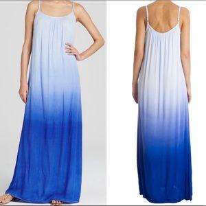 Splendid Blue Maxi Dress